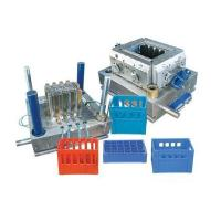Buy cheap Mutli-Bottles of Plastic Beer Crate Mould from wholesalers