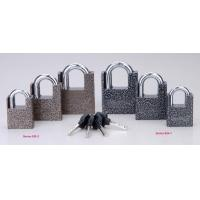 Buy cheap Shackle Protected Plastic Painted Disc Padlock product