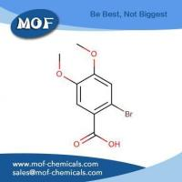 Buy cheap 6-bromo-3,4-dimethoxybenzoic Acid, CAS6286-46-0 from wholesalers