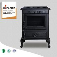 Buy cheap HiFlame European Style Classical Cast Iron Wood Burning Boiler Stove HF443B from wholesalers