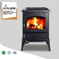 Buy cheap HiFlame New Design Excellent Heat Output Cast Iron Wood Burning Stove HF717U from wholesalers