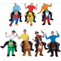 Buy cheap Mascot New Fancy Dress Costume-Carry Me Halloween Guy Ride On Costume from wholesalers