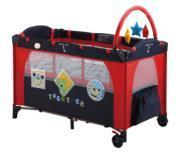 Travel Bed Travel Cot Baby Play Yard Baby Playpen with Toys