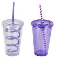 Buy cheap Classic Insulated Double Wall Tumbler Cup with Lid Reusable Straw 16 OZ/20OZ/24OZ from wholesalers
