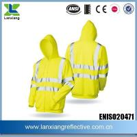 Buy cheap High Visibility Safety Cheap Custom Hoodie Manufacturers from wholesalers