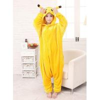 Buy cheap Pokemon Go Cosplay Pikachu Onesie Pajamas Adult Kids Pokemon Onesie from wholesalers