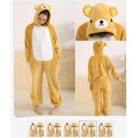 Buy cheap Plus Size Adult Bear Cosplay Funny Animal Onesie Pijama from wholesalers