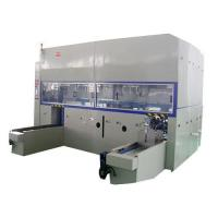 Buy cheap Dongguan Vacuum arm ultrasonic cleaning machine from wholesalers