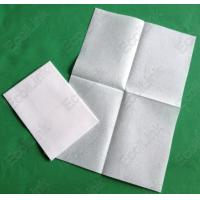 Buy cheap Disposable Medical paper towels/ wipes/ washcloth(dry wipes): EM-11 from wholesalers