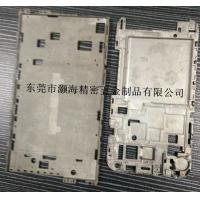 Buy cheap Furniture accessories Magnesium alloy die casting in the mobile phone panel from wholesalers