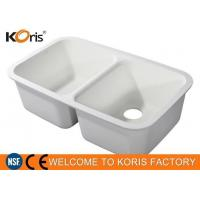 Buy cheap Discount Stainless Integral Utility Undermount Kitchen Vessel Sinks product
