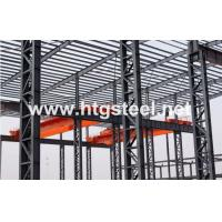 Buy cheap New Design Crane Runway Beam for Fast Assembling Prefabricated Steel Structure Workshop product