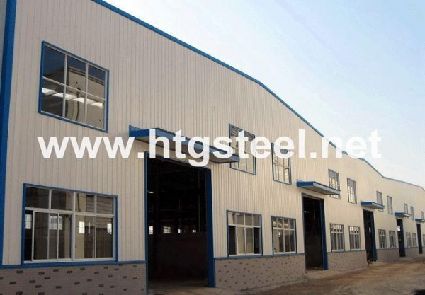 Quality OEM Customized Beam Flange and Web for Long Span Metal Warehouse Building with ISO Code for sale