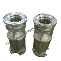 Buy cheap Customized Stainless Steel Pump Body/Water Pump Impeller Precision Castings from wholesalers