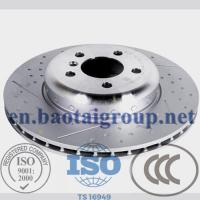 Buy cheap Advanced Technology Business Car Brake Disc with Best Quality and Low Price for BMW from wholesalers