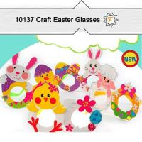 Buy cheap Easter Bunny Glasses Kits for Kids Arts and Crafts Project product