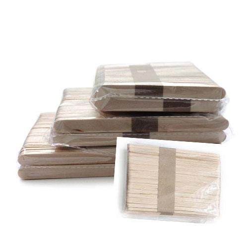 "Quality 4-1/2"" DIY natural birch wood craft Sticks pack of 1000ct for arts and crafts for sale"