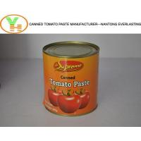 Buy cheap Hot Selling 70g-5kg OEM Canned Tomato Paste 28-30% from P.R.C product