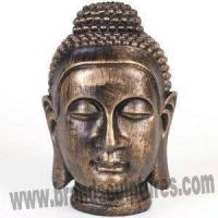 China Western Figure Brass Sculpture Big Buddha For Holiday Ornament on sale