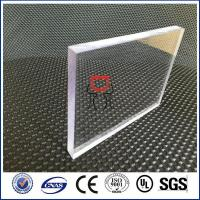 Buy cheap 3mm 4X8 Feet Polycarbonate Solid Sheet from wholesalers