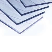 Buy cheap Lexan Corrugated Solid Polycarbonate Roof Sheet from wholesalers