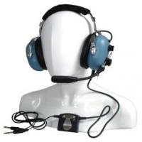Buy cheap Anti-noise Transmitter-receiver Headset/active noise cancelling headphones/anti noise headphones from wholesalers