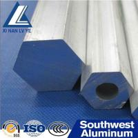 Buy cheap Customized Different Series Size Anodized Mill Finish Aluminum Rectangular Tube from wholesalers