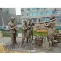 Buy cheap Giant Handicraft and Realistic Bronze Garden Statues for Sale from wholesalers