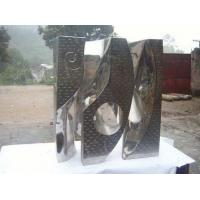 Buy cheap Indoor and Glossy Stainless Steel Sculptures for Sale from wholesalers