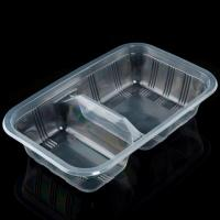 Buy cheap High Quality Transparent PP Plastic Bento Box from wholesalers