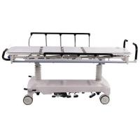 Buy cheap Hydraulic Medical Transfer Stretcher Hospital Bed Trolley for Sales from wholesalers