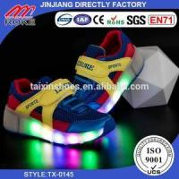 Buy cheap New Popular Kids Led Light Up Flying Skate Shoes With Wheels from wholesalers