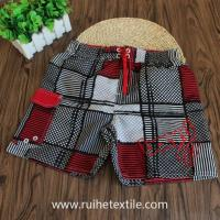 Buy cheap Casual Printed Beach Shorts Loose High Waisted Shorts for Mens from wholesalers