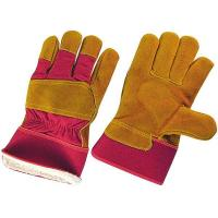 Buy cheap Cold Weather Cowhide Leather Work Gloves sale Thinsulate Gloves from wholesalers