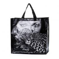 Buy cheap Good Quality Reusable Transparent PP Shopping Bag,plastic bag printing from wholesalers