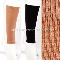 Buy cheap Healthy Compression Textiles Footless Compression Knee High Stockings 400D from wholesalers