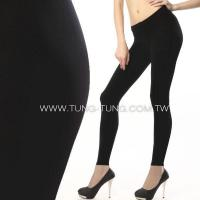 Buy cheap Fleece Far Infrared Ray Warm Footless Leggings from wholesalers