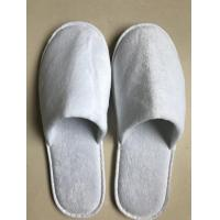 Buy cheap Disposable Hotel Guest Spa Coral Slippers from wholesalers