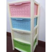 Buy cheap PP 3 Layers Rattan Texture Drawer product