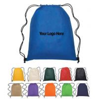 Buy cheap Drawstring Cinch Pack Backpack Liberty Bags Large Nylon Sack Polyester Bags from wholesalers