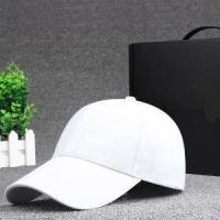 Buy cheap Outdoor Casual Baseball Cap Men/women LOGO Custom Baseball Caps Snapback Caps Cotton Sun Fashion Run from wholesalers