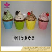 Buy cheap Wholesale Cupcake Jar Carrier Cake Tools for Party Set Ceramic Cupcake Craft from wholesalers