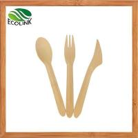 Buy cheap Bamboo Disposable Round Square Dishes Plate from wholesalers