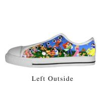 Buy cheap Custom Women Little Princess Cartoon Canvas Shoes Fashion Sneaker from wholesalers