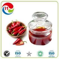 Buy cheap ISO Paprika oleoresin manufacturers supply natural red food coloring oleoresin of paprika 100000cu from wholesalers
