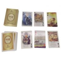 Buy cheap Custom Promotional Product and Advertising Playing Cards Both Side Printing from wholesalers