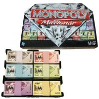 Buy cheap Custom Printable Monopoly Board Paper Game Play Money Printing from wholesalers