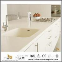 Buy cheap Rose Cream Marble Floor Tiles for Bathroom Decoration product