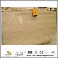 China Cream Marfil Marble Composite Flooring Tile with Porcelain on sale