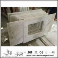 Buy cheap Hot Selling Polished Egyptian Sinai Pearl Calacatta Zebrino Marble Slab from wholesalers